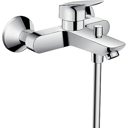 Hansgrohe 71400000 Logis grifo de bañera visto, cromo