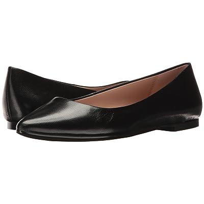 BCBGeneration Millie (Black Leather/Black Leather) Women