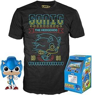 Funko POP Tees: Sonic the Hedgehog (Exc) (L)