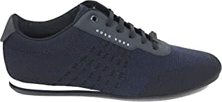 Boss Green Lighter Sneaker For Men Dark Blue - 45 EU