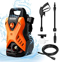 Sponsored Ad – PAXCESS Powerful Pressure Washer, 120Bar Electric Jet Washer Portable Car Washer Machine with Adjustable No...
