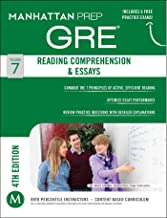 Best gre reading comprehension books Reviews