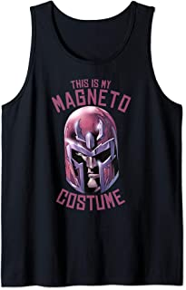 Magneto This Is My Costume Tank Top