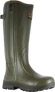 "Gateway1 Men's Pheasant Game 18"" 5mm Side-Zip Hunting Shoes"