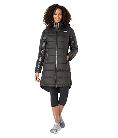 The North Face Metropolis Parka III (TNF Black Matte Shine) Women