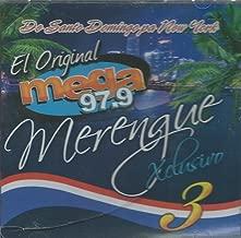 Mega Merengue Xclisivo De Santo Domingo Pa New York