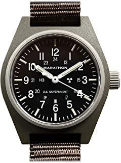 MARATHON WW194003 General Purpose Mechanical (GPM) Military Field Watch with Tritium