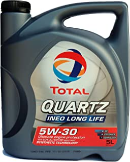 Huile Moteur Total Total 5W30 Quartz Ineo Long Life 5L