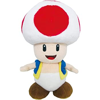 Amazon Com Little Buddy Super Mario All Star Collection 1417 Toad