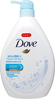 Dove Oxygen Moisture Body Wash, 1L