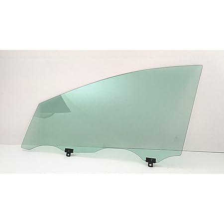 NAGD Driver Left Side Front Door Window Door Glass Compatible with Toyota Prius 2004-2009 Models