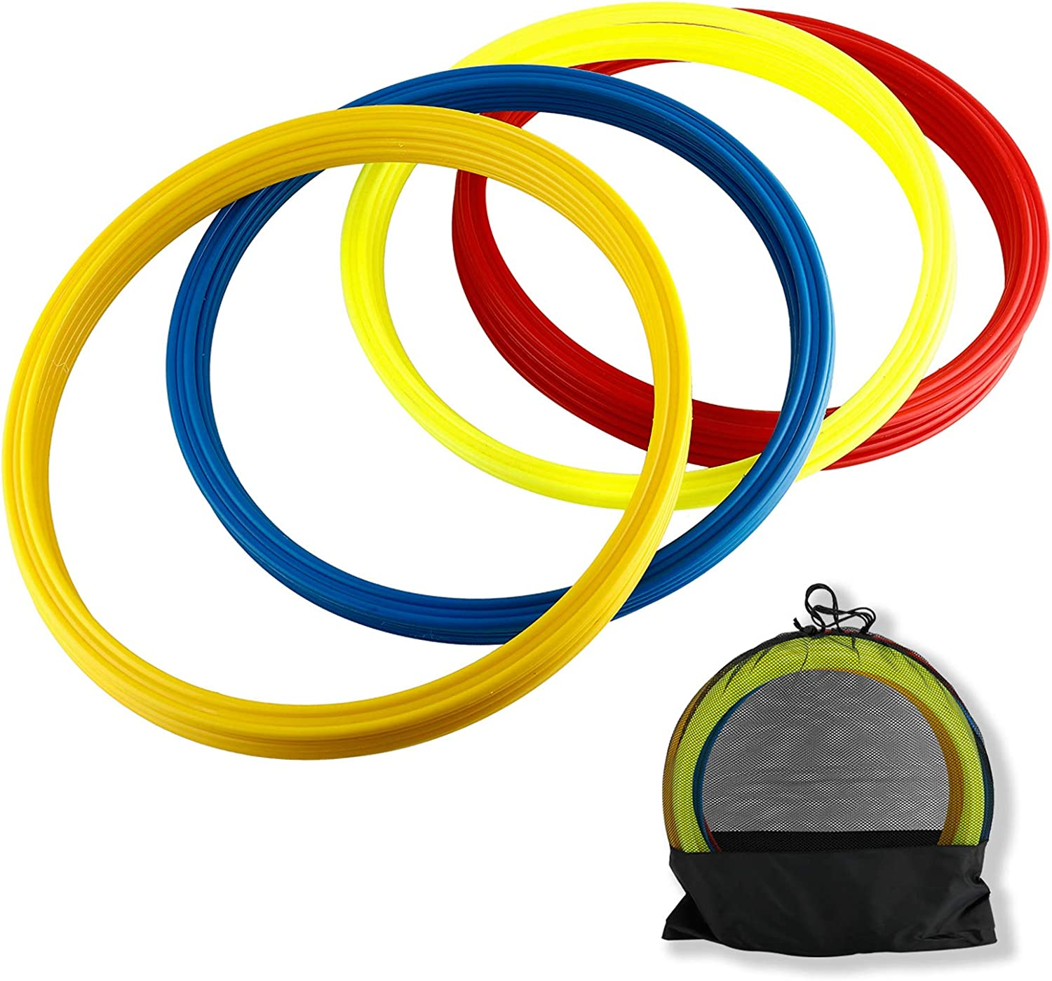 2021new shipping free shipping Yaegoo store 24 Pack Speed and Agility for Trainers Gy Training Rings