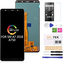for Samsung Galaxy A7 (2018) A750 A750FN Screen Replacement LCD Display Touch Screen Digitizer Assembly Repair Part 6.0