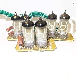 6X IV-12 VFD Tubes on PCB sockets NOS