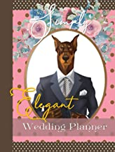 Sponsored Ad - A Simply Elegant Wedding Planner: A complete simple organizer & Planner {For engaged couples, mother of the...