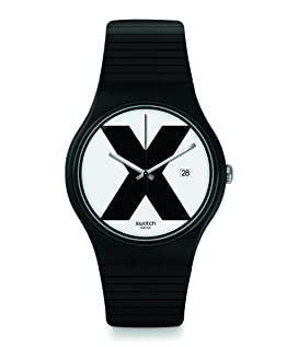 9667d554733 Swatch Ouverture - SUOB727  75.00 XX-Rated Black - SUOB402