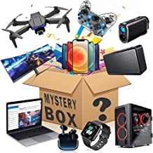 $62 » Surprise Game Lucky Box Electronic Holiday Gifts for Women You May Receive: Game Console, Gamepad, Keyboard, Etc.053