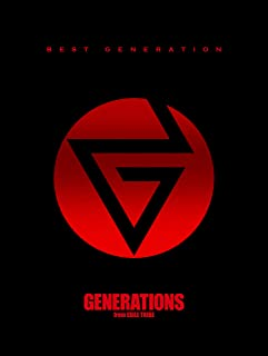 BEST GENERATION(ALBUM2枚組+Blu-ray Disc3枚組)