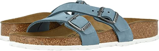 Dove Blue Nubuck