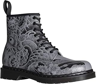 Dr. Martens Men's OT Tattoo 1460 8 Eye Boots