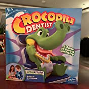 Exclusive Hasbro B0408 Crocodile Dentist Kids Game Ages 4 And Up