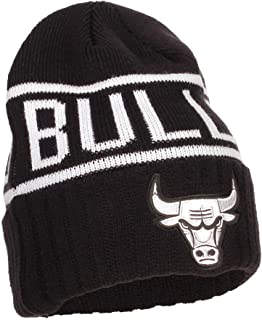 88b966c1b Chicago Bulls Cuffed Mitchell   Ness Knit Hat - Osfa - KT58Z