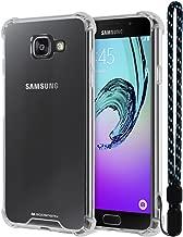Galaxy A5 2016 Case, Mercury [Air Cushion] Crystal Clear Hybrid [Protective TPU Cover & Hard PC Back] for Samsung Galaxy A5 2016, A52016-CCH