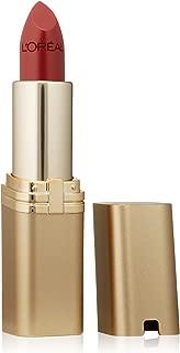 L'Oréal Paris Makeup Colour Riche Original Creamy Hydrating Satin Lipstick, 755 Spiced Cider, 1 Count