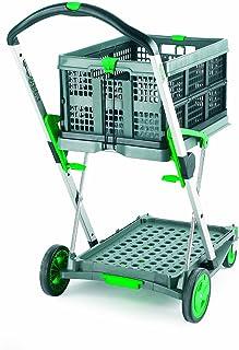 altany-zadaszenia.pl Color : Green LQQFFGarden Trolley Folding ...