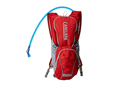 CamelBak Ratchet 100 oz (Racing Red/Silver) Backpack Bags