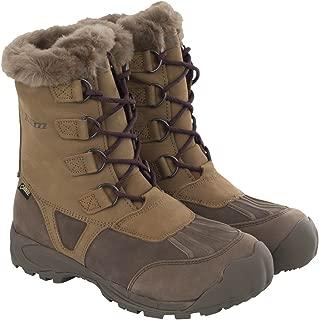 Klim Jackson GTX Snow Boots Brown Womens Size 8