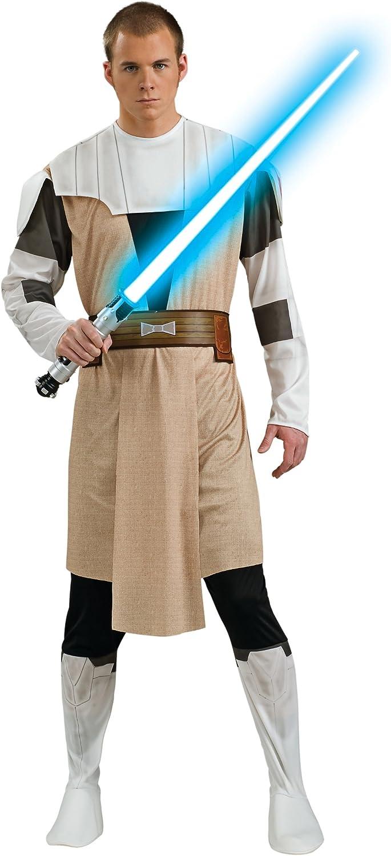 Obi Wan Kenobi Kostüm Clone Wars B0042SBNNY Hochwertig    Sale