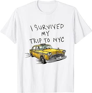 I survived my trip to NYC tshirt