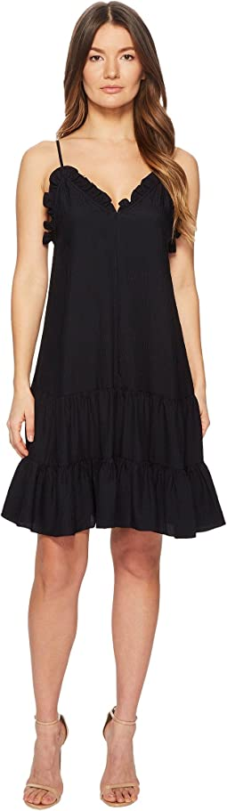 Rebecca Taylor - Sleeveless Silk Slip Dress