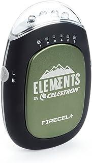 Celestron FireCel Plus - Calentador de Manos, Color Verde, N