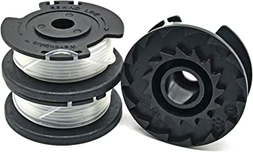 Garden NINJA Trimmer Spool Compatible with LawnMaster RS0303, 3 Pack