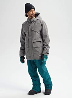 Men's Covert Jacket Slim Fit
