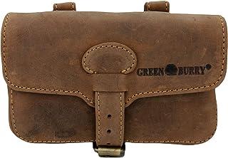 Greenburry Vintage Military Gürteltasche Leder 16 cm