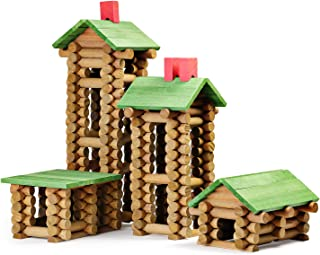 Best log building blocks toy Reviews