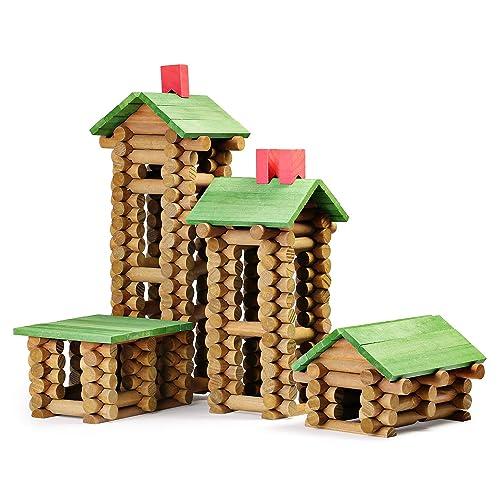 House Building Blocks: Amazon com