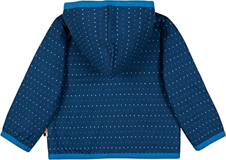 proud Kapuzenjacke Doubleface M P/ünktchen Jacket Mixte Enfant loud