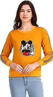 Trendy World Stylish & Comfortable Woolen Full Sleeve Winter Wear Woolen Sweater/Sweatshirt for Womam (Pack of 1)