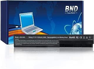 BND Laptop Battery for Asus X401A X501A X301A X401U X501U, fits P/N A31-X401 A32-X401 A41-X401 A42-X401-24 Months Warranty [5200mAh, Li-ion]