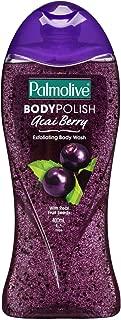 Palmolive Body Polish Acai Berry 400ml