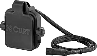 CURT 58266 Protective GMC MultiPro, Chevy Multi-Flex Tailgate Sensor for Towing Accessories, 2-1/2-Inch Receiver Hitch Cap