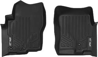 MAXLINER Floor Mats 1st Row Liner Set Black for 2005-2018 Nissan Frontier (All Models)