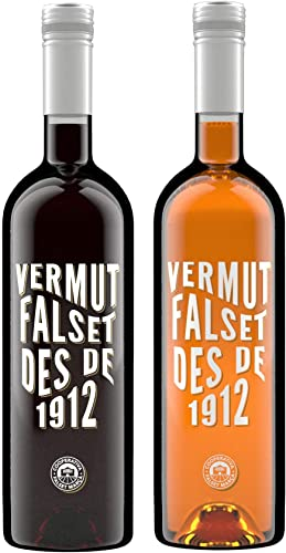Descubre Vermut Falset des de 1912 - Vermut Rojo y blanco ...