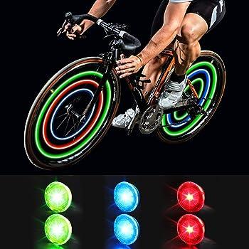 1Pcs 32 LED Bike Spoke Light Wheel Lamp Cycling Equipment for Mountain Bicycle