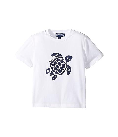 Vilebrequin Kids Turtle Print Tee (Toddler/Little Kids/Big Kids)