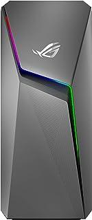ROG Strix GL10DH Gaming Desktop PC, AMD® Ryzen™ 5-3400G, GeForce GTX 1650, 8GB DDR4 RAM, 512GB SSD, Wi-Fi 5, Windows 10, G...